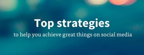 7 goal-setting strategies to help you achieve great things on social media - The Next Web | The Twinkie Awards | Scoop.it