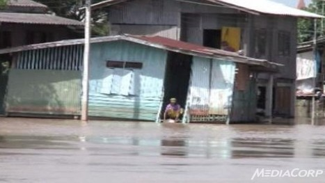 Thai authorities on high alert after floods - Channel News Asia | Thailand Floods (#ThaiFloodEng) | Scoop.it