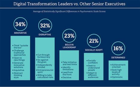 Vous voulez une transformation numérique ? D'abord, embarquez la direction | Veille Social Media Marketing | Scoop.it