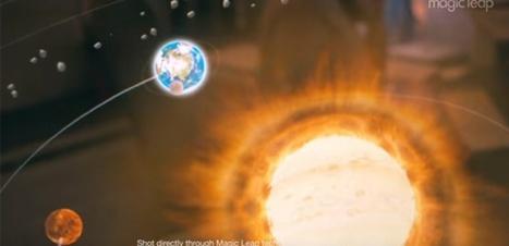 VIDEO. Magic Leap fait une impressionnante démonstration de réalité augmentée - Sciencesetavenir.fr | Clic France | Scoop.it