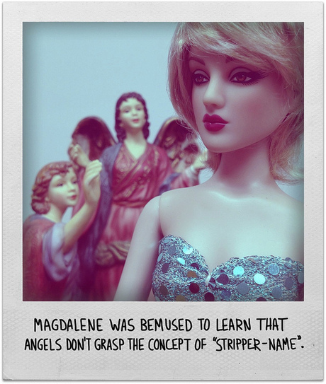 Magdalene Was Bemused | Virtual Identity | Scoop.it