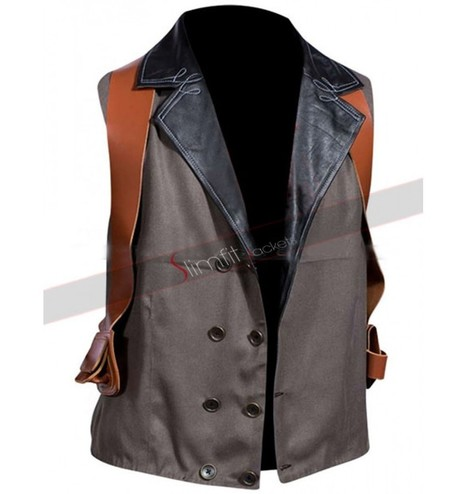Bioshock Infinite Booker DeWitt Vest | Never Seen Before - Exclusive Collection | Scoop.it