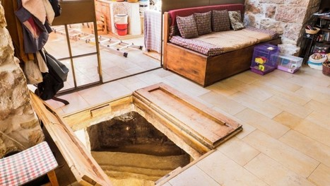 Jerusalem family finds 2,000-year-old ritual bath under living room | Jewish Learning | Scoop.it