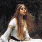The Lady of Shalott Poem Text | Poems | Scoop.it