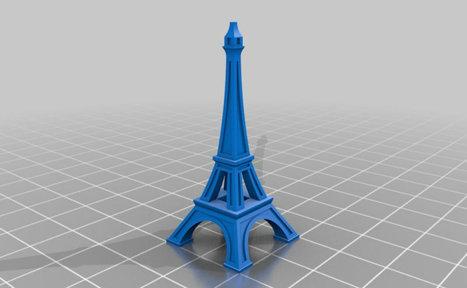 3D designs voor je 3D printer! - 3D Primeur   3d Printen   Scoop.it