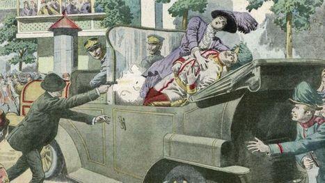 28 juin 1914 Attentat de Sarajevo   Racines de l'Art   Scoop.it