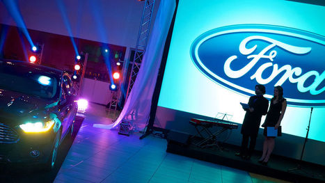 Ford Launches Car-Sharing Services | Real Estate Plus+ Daily News | Scoop.it