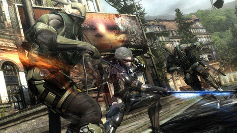Metal Gear Rising Revengeance For PC Repack Black Box | Top Full Version PC Game | Download PC Game | Scoop.it