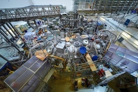 Germany's Fusion Reactor Creates Hydrogen Plasma In World First | IELTS, ESP, EAP and CALL | Scoop.it