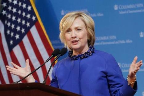 Clinton to Call for 'Full and Equal Path to Citizenship' - US News | Community Village Daily | Scoop.it