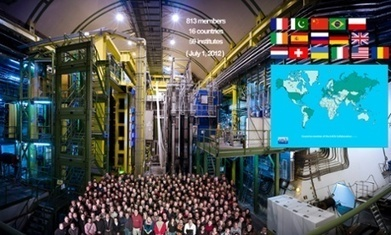 Quarks bonding differently at LHCb | Science Fields | Scoop.it
