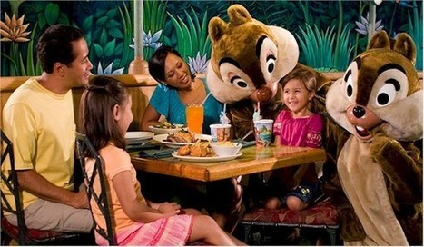 Feast on These Disney Character Dining Tips for a Delicious Disneyland Experience! | Travel & Hospitality | Scoop.it