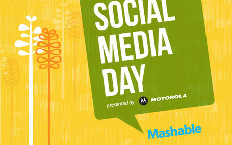 Celebrate Mashable's Social Media Day 2012 | The Social Batch News | Scoop.it