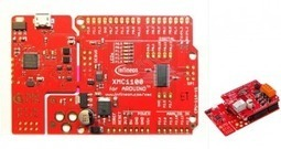 Infineon aims Arduino shields at lighting and motors | Electronics Weekly | MakerTech, Makerspaces and DIY | Scoop.it