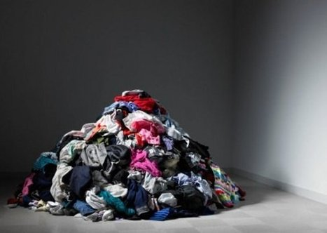 Does Recycling Your Clothes Actually Make a Difference? | Ethical Fashion | Scoop.it