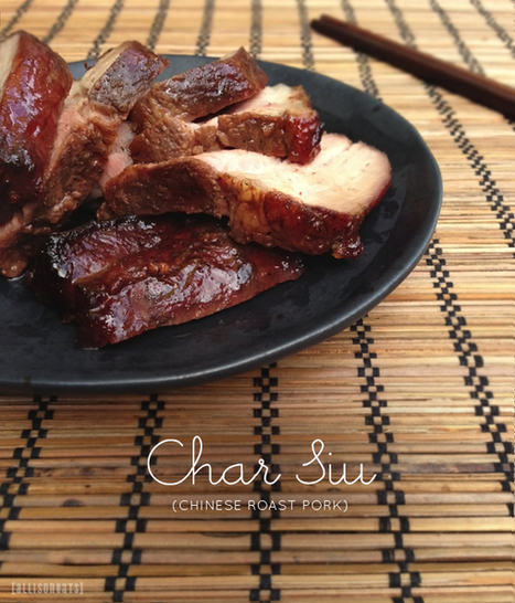 Primal Char Siu (Chinese Roast Pork) | Everything about cooking and recipes | Scoop.it
