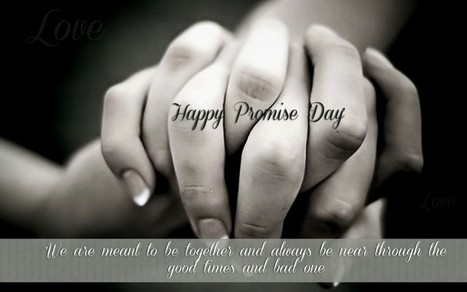 Happy Promise Day 2014 Wallpapers, Pics, Wishes Images, Greetings | Happy Valentines Day 2014 | Scoop.it