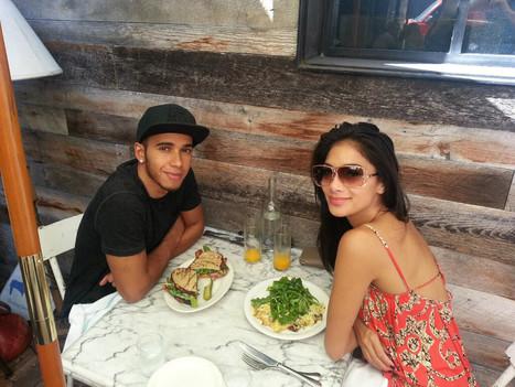 Nicole Scherzinger vexée par les remarques de Lewis Hamilton ? - Closer | Auto , mécaniques et sport automobiles | Scoop.it
