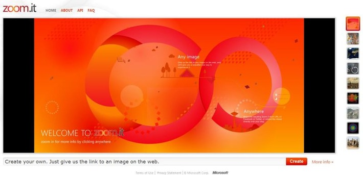 Zoom.it: Foto's publiceren die je kunt in- en uitzoomen (Microsoft)   Edu-Curator   Scoop.it
