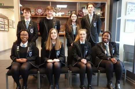 Gleniffer's new captains take a bow | Student Voice | Scoop.it