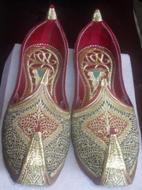 Saleem Shahi Khussa | Handmade Shoes | Scoop.it