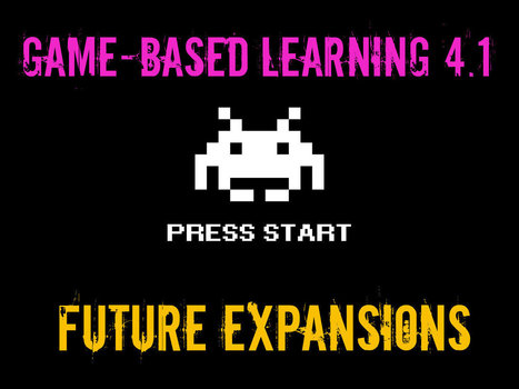 Game-Based Learning 4.1: Future Expansions | TeachingEnglish | Scoop.it