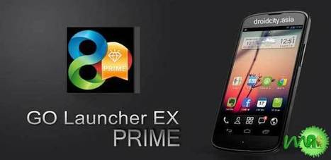 GO Launcher Prime 1.8 Proper Android APK Free Download | none | Scoop.it