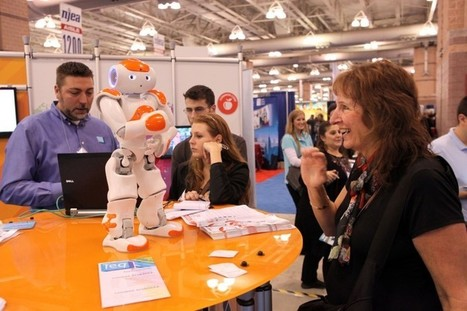 Kids teaching robots: Is this the future of education? - The Hechinger Report : by Chris Berdik | Into the Driver's Seat | Scoop.it