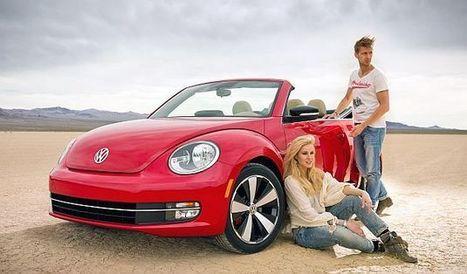 Volkswagen revela imagens do Beetle Cabriolet   Motores   Scoop.it