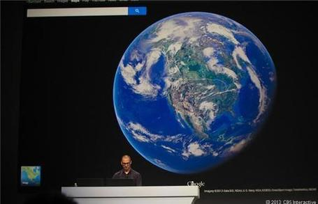 Google revamps Maps with 3D, cards, social search | The Parallels News Daily | Scoop.it