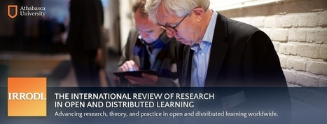 Influencing factors in OER usage of adult learners in Korea | Kim | The International Review of Research in Open and Distributed Learning | OER & Open Education News | Scoop.it
