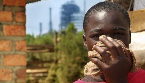Avez-vous vu Zambie: à qui profite le cuivre? | Pollutions minières | Scoop.it