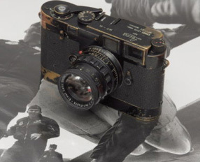 Black Paint Leica MP-36 for sale. Only $104000! | STEVE HUFF PHOTOS | Photography Gear News | Scoop.it