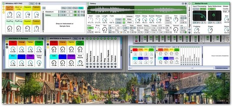 Whitebox Synth Makers. Free VST/Ableton Packs   Audio Software   Scoop.it