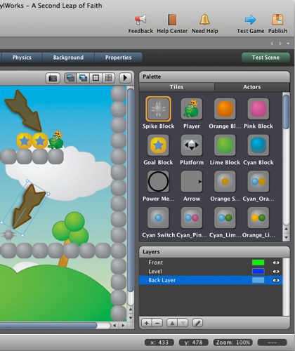 Make iOS and Flash Games with StencylWorks | Educational Technology Tools and Tips | Scoop.it