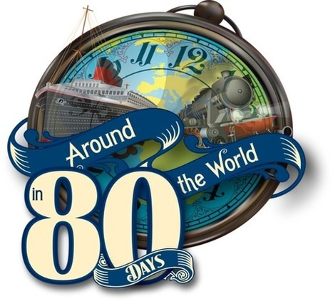 Around the World in 80 Days on stage in Los Angeles | Jules Verne News (english) | Scoop.it
