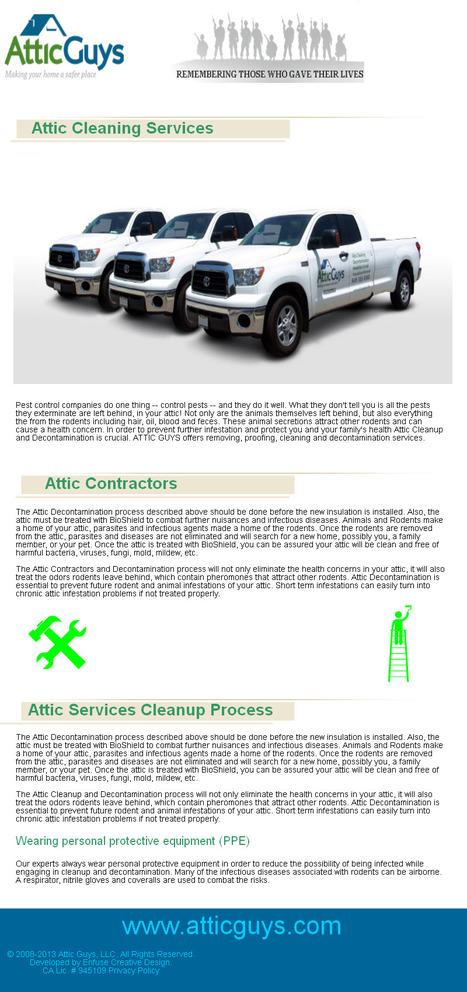 attic cleaning services | attic cleaning services | Scoop.it