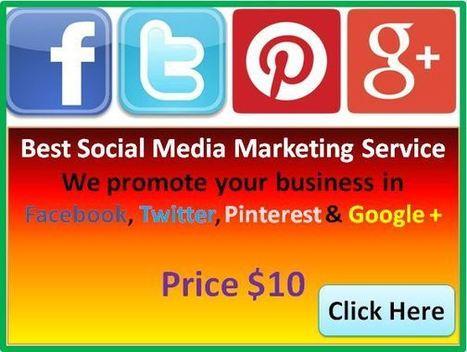High Quality Social Media Marketing Service | Web Marketing | Scoop.it