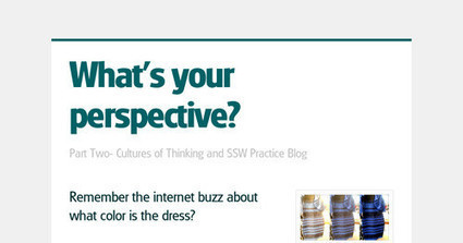 What's your perspective?  | Engaging Therapeutic Resources and Activities | Scoop.it