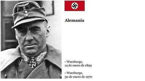 Fritz Bayerlein dirigió la famosa División Blindada «Panzer Lehr» | Historia del Mundo Contemporáneo | Scoop.it
