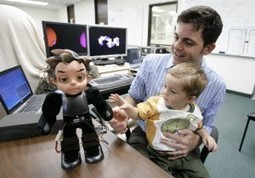 The only Kickstarter that will get you a lifelike robot named Zeno that can ... - Dallas Morning News (blog) | humanlike robots | Scoop.it