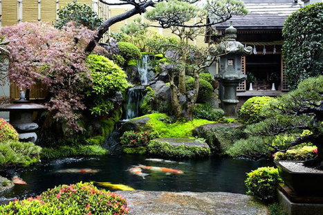 10 Japanese Gardens You Would Love To Chill Out In | Nature and Travel | Scoop.it