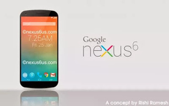 Nexus 6 concept appeared | Hot Technology News | Scoop.it