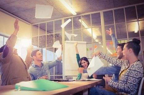 Ces idées pour adapter le travail au numérique | Management et recrutement, génération-culture Y, prospective sur les nouveaux métiers liés à l'impact de la culture connectée | Scoop.it