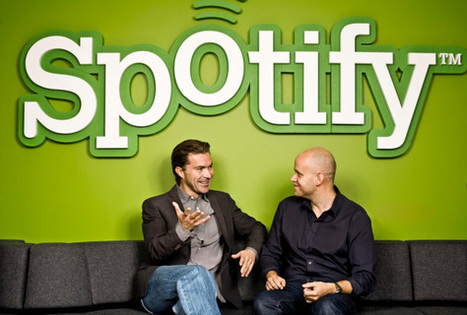 Spotify brings free music to all devices (with caveats); snags Led Zeppelin | Spotify Taking On Itunes and Pandora | Scoop.it