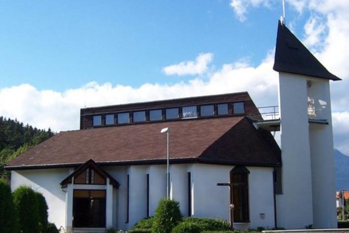 Prvý porevolučný kostol postavený na Slovensku oslavuje: Sviťania sú hrdí | Poprad Tatry | Scoop.it