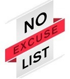 No Excuse List | Moi  Dans Les NUAGES | Scoop.it