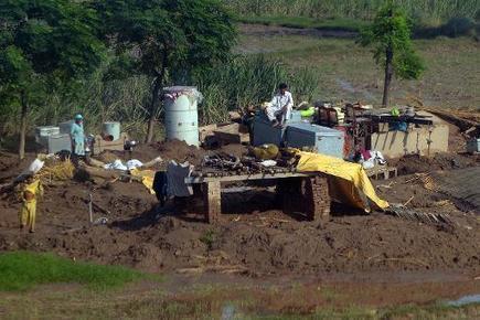 Inondations: le Pakistan s'interroge sur ses barrages | Risques et Catastrophes naturelles dans le monde | Scoop.it