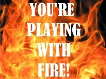 You're Playing With Fire | Relationships, Life, and More | Scoop.it