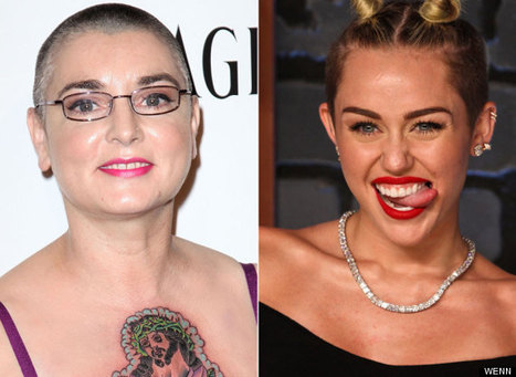 Sinead O'Connor Pens THIRD Open Letter To Miley Cyrus As Public Feud Escalates - Sexy Balla | Daily News About Sexy Balla | Scoop.it